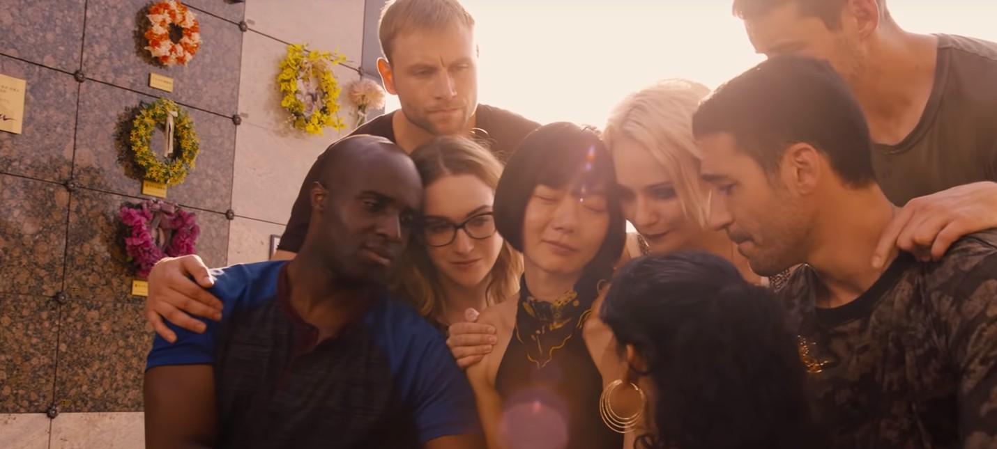 Первый трейлер финала сериала Sense8