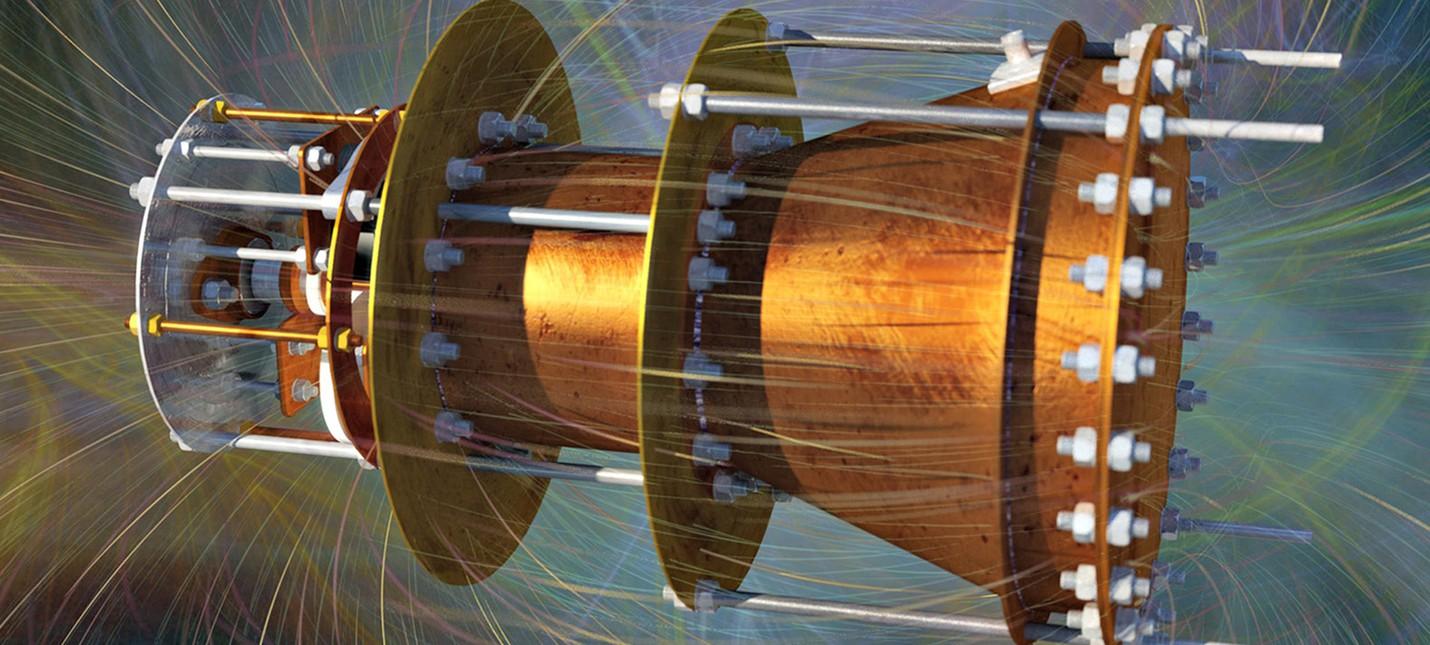 Невозможный космический двигатель NASA не работает
