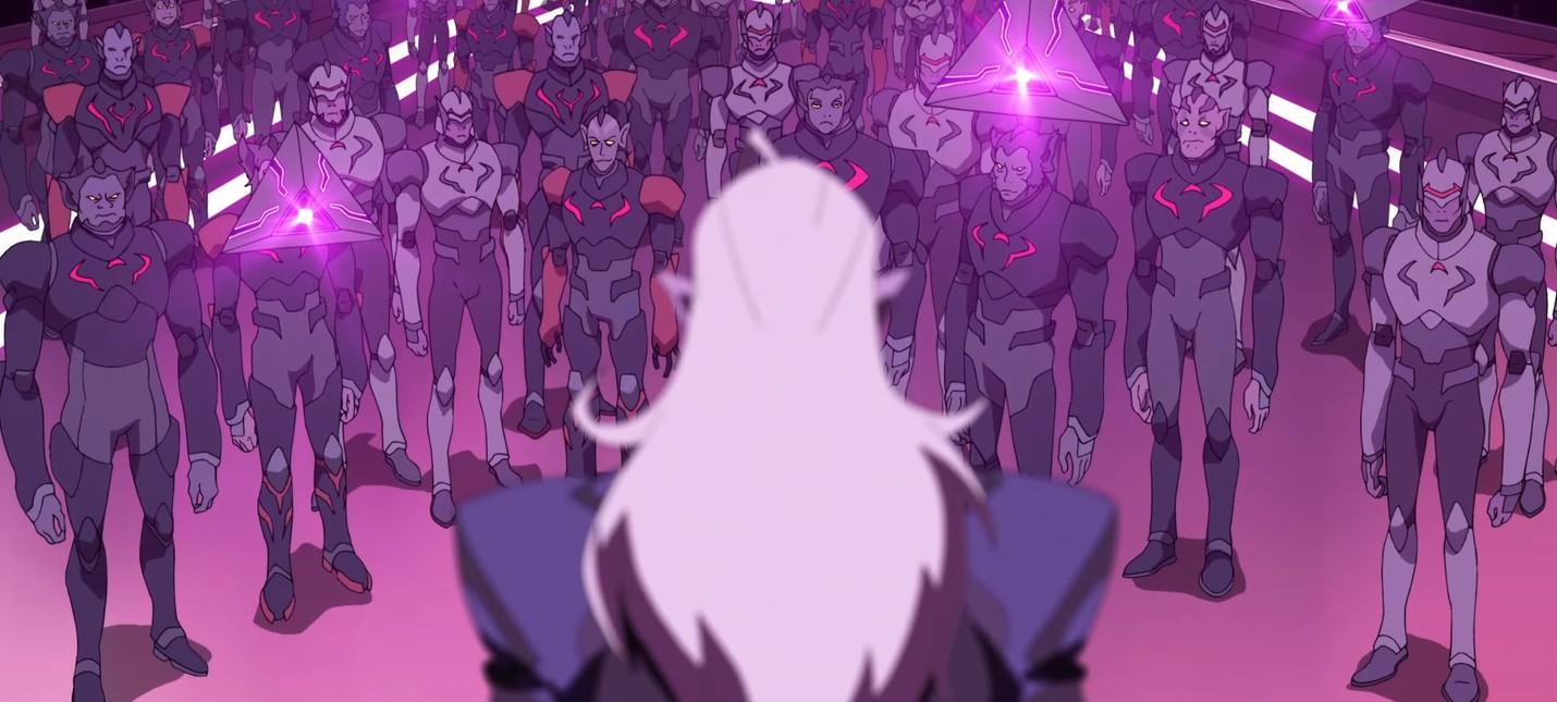 Трейлер шестого сезона мультсериала Voltron: Legendary Defender