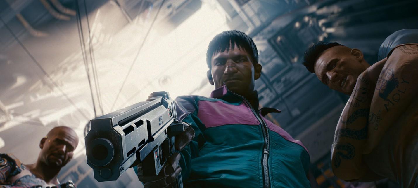 В Cyberpunk 2077 можно будет дурачиться, как в GTA