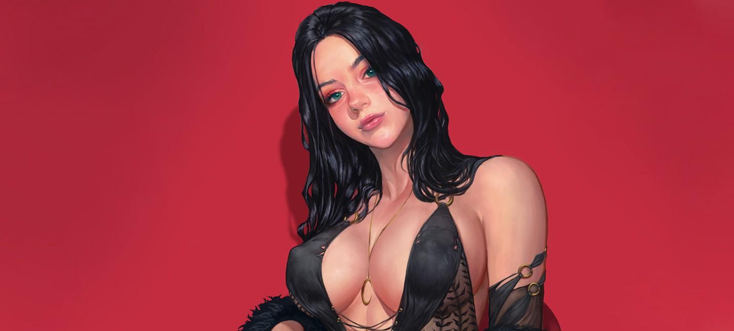 NSFW: Иллюстрации мастера Кая из Сеула