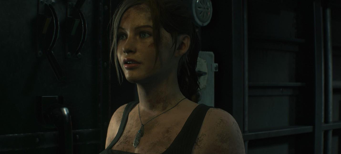 Этот мод возвращает в ремейк Resident Evil 2 классический интерфейс