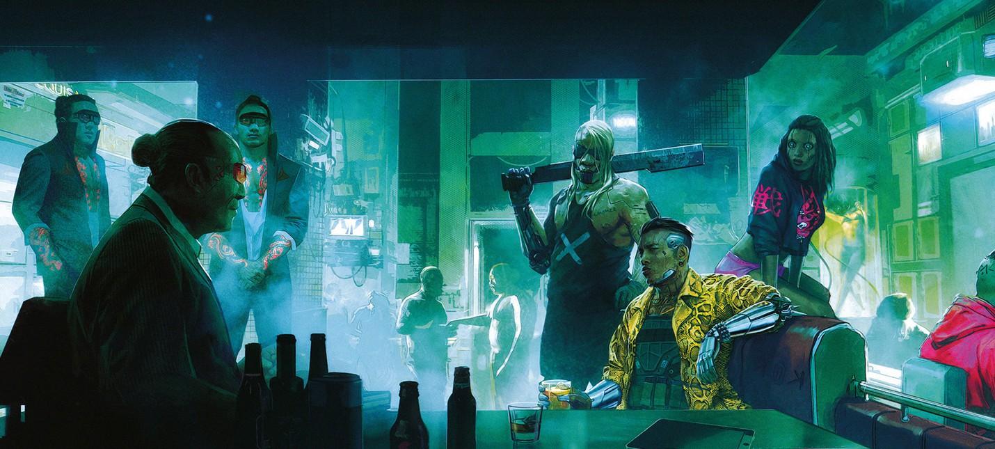 CD Projekt RED не будет проводить бету Cyberpunk 2077