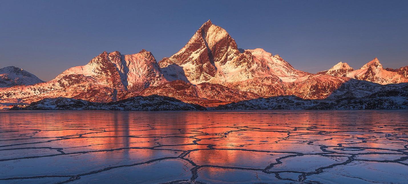 Невероятная Земля — лучшие пейзажные фотографии за год