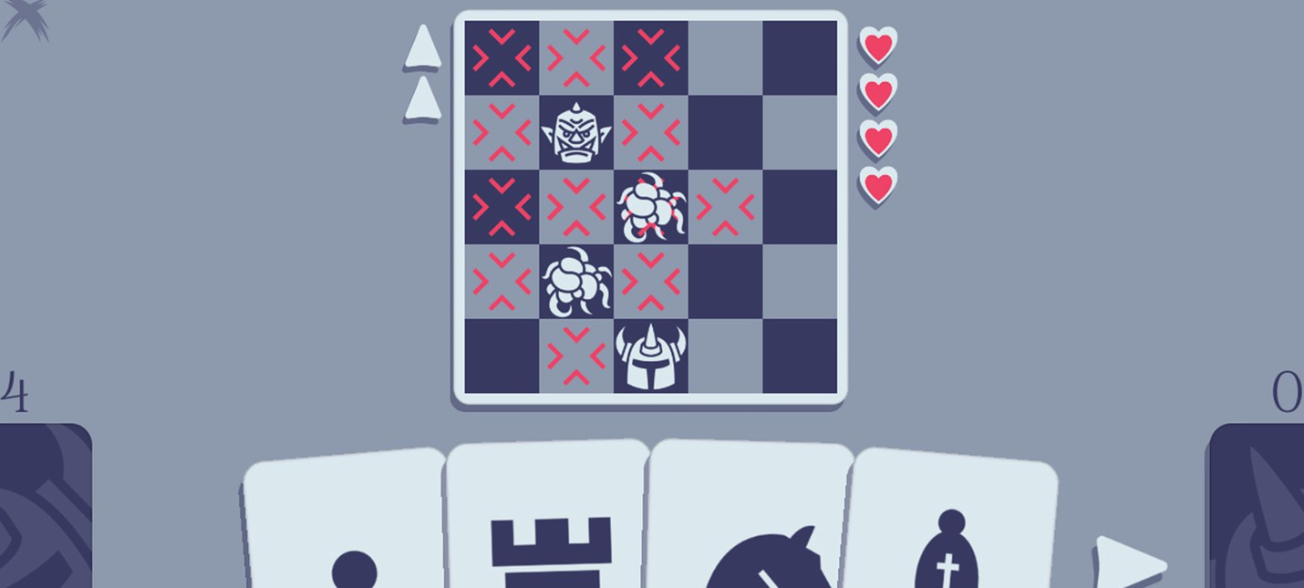 Pawnbarian – бесплатный кроссовер между шахматами и картами