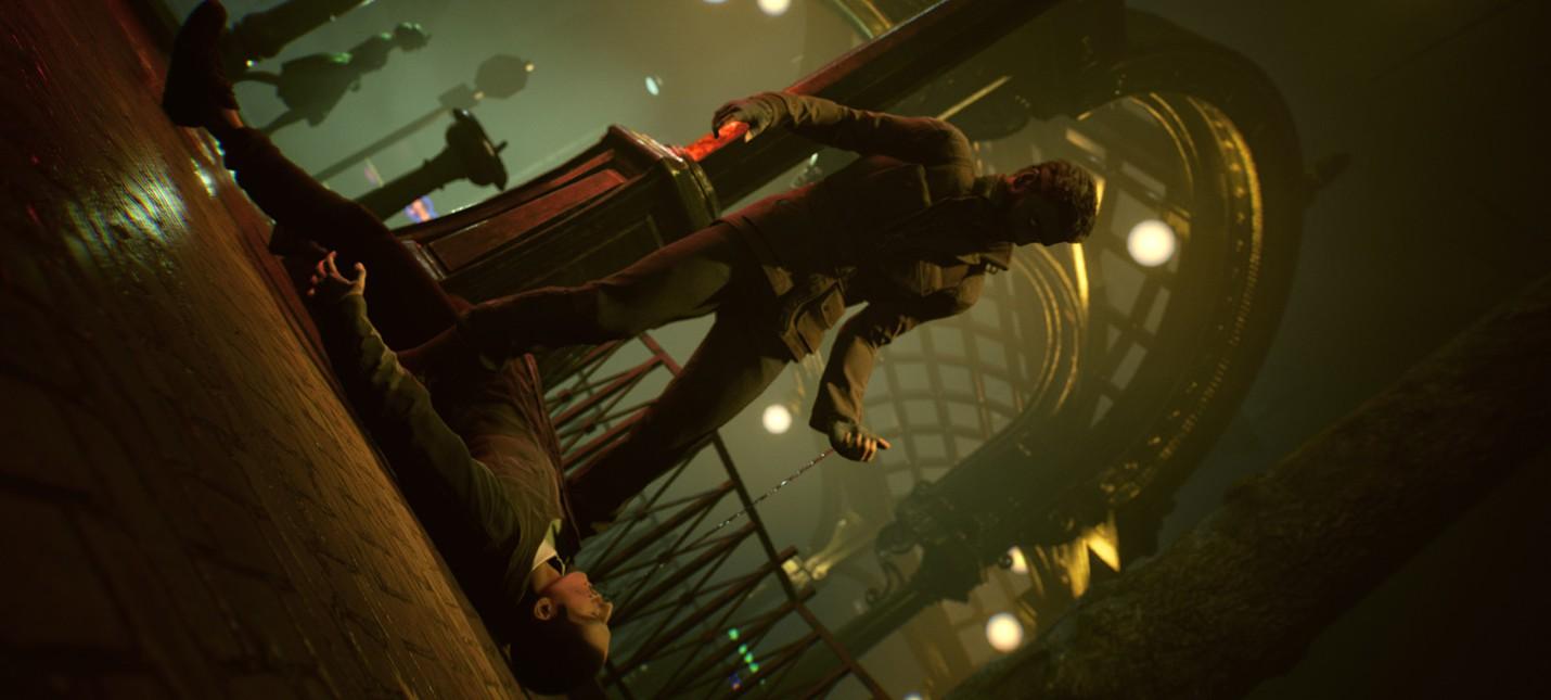 Vampire: The Masquerade - Bloodlines 2 получит поддержку трассировки, DLSS и модов