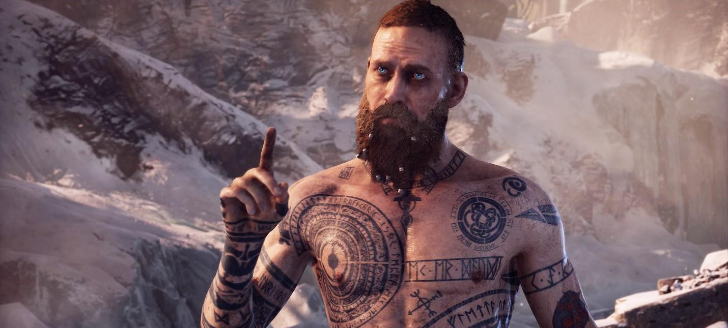 Сценарий God of War был переписан после первого года разработки