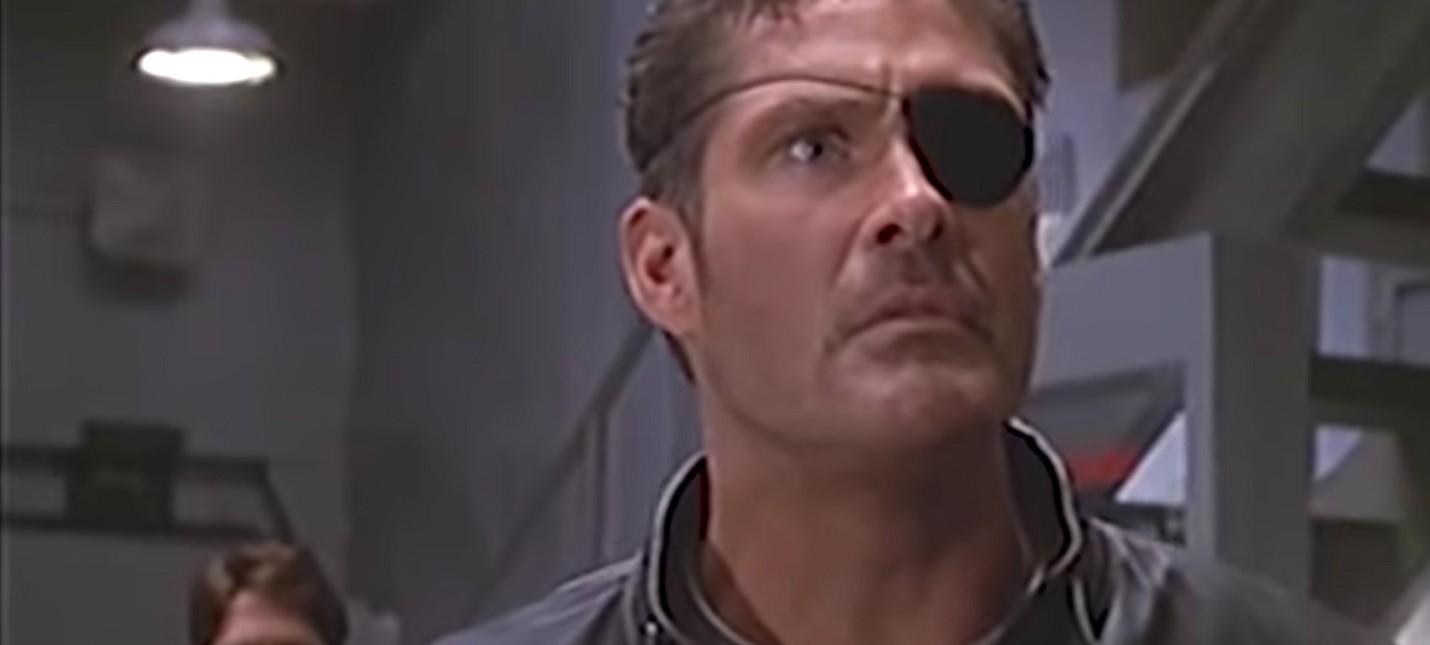 Так могли бы выглядеть Мстители, если бы их снимали в 90-ые