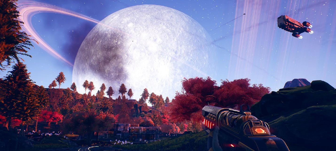 20 минут нового геймплея The Outer Worlds