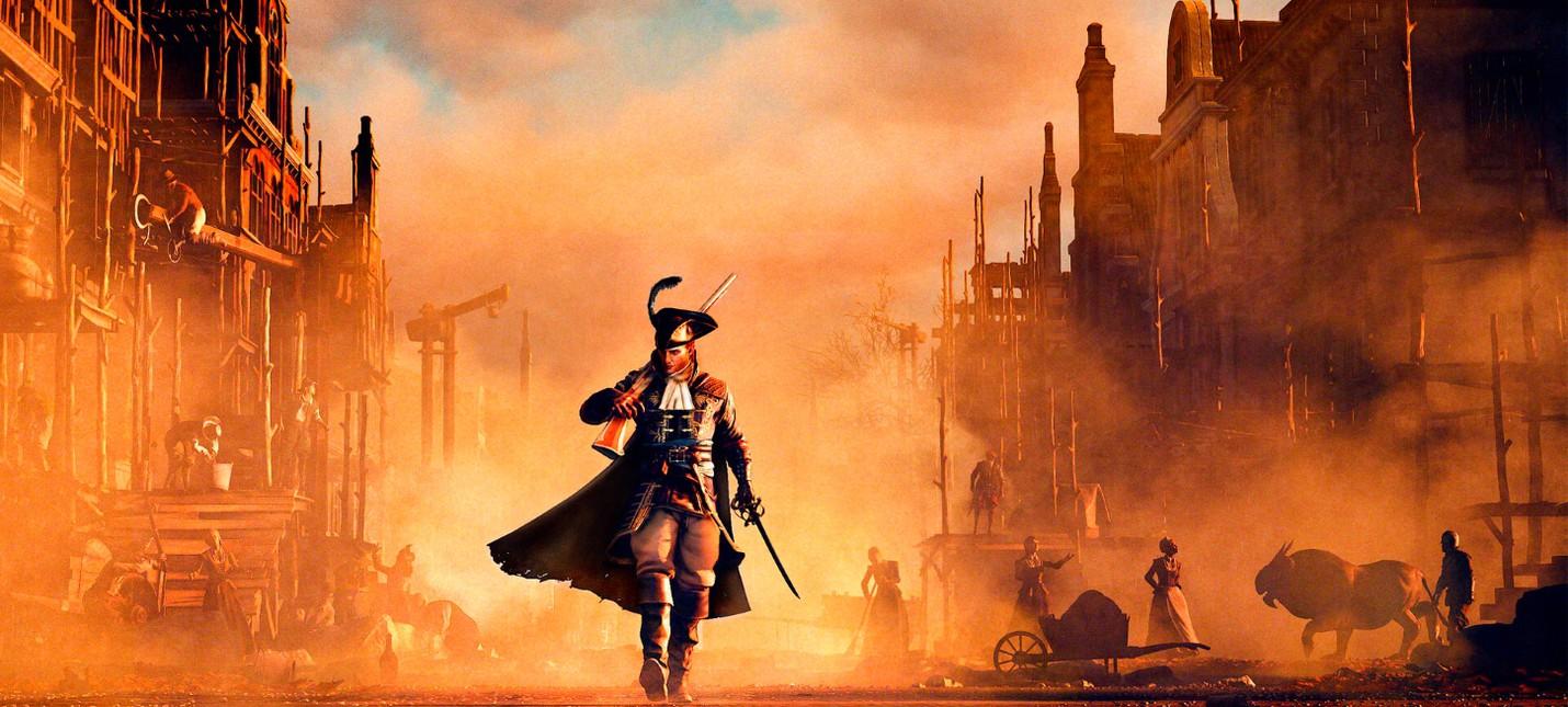 Открытый мир, диалоги и боевая система в новом геймплее ролевой игры Greedfall