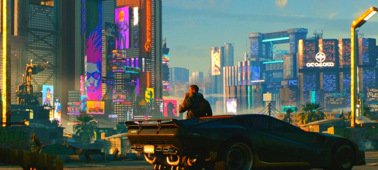 CD Projekt Red требуется иллюстратор внутриигровой рекламы для Cyberpunk 2077