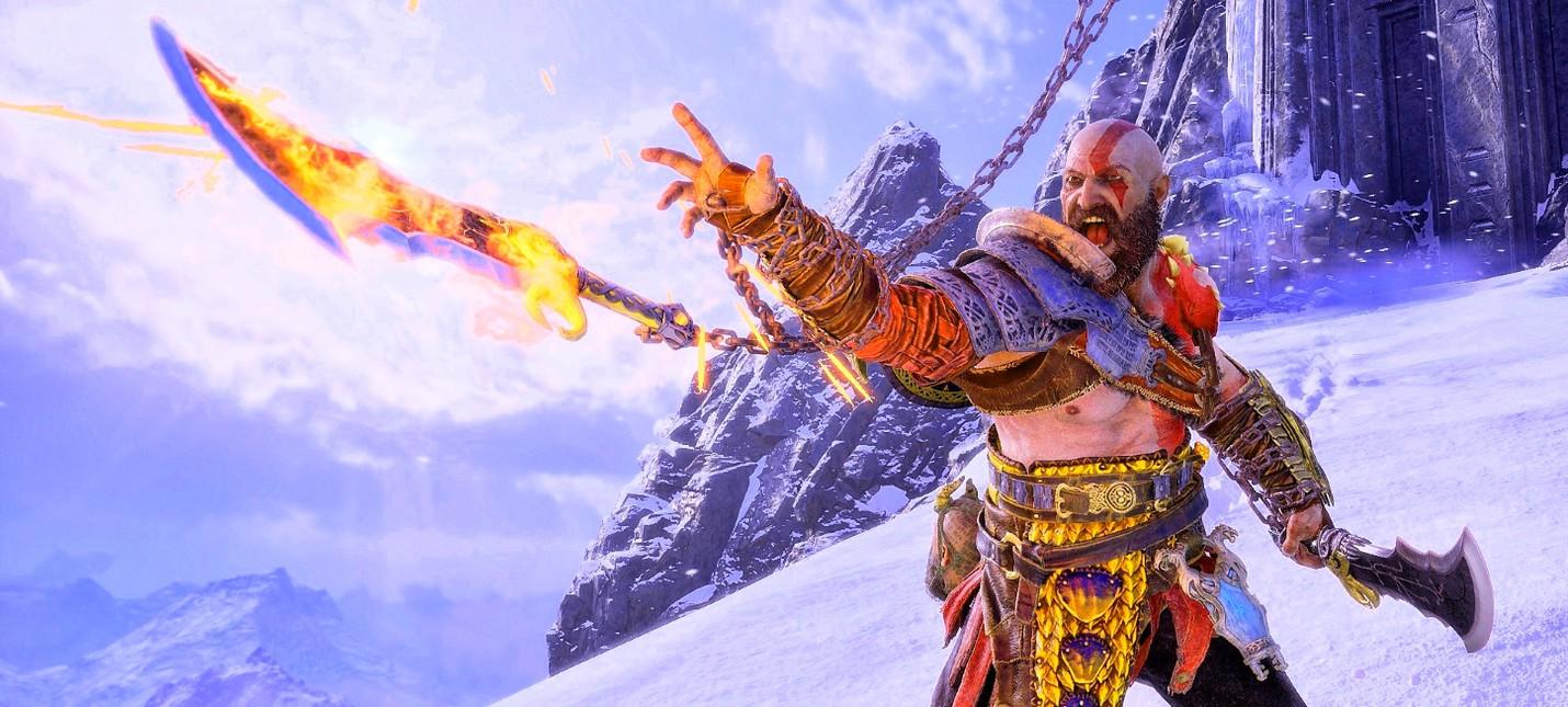 Кори Барлог рассказал, что Клинки Хаоса могли не появиться в God of War