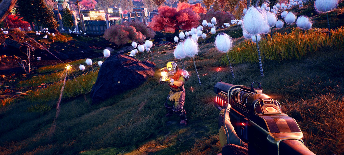 Немного деталей The Outer Worlds из интервью с дизайнерами игры