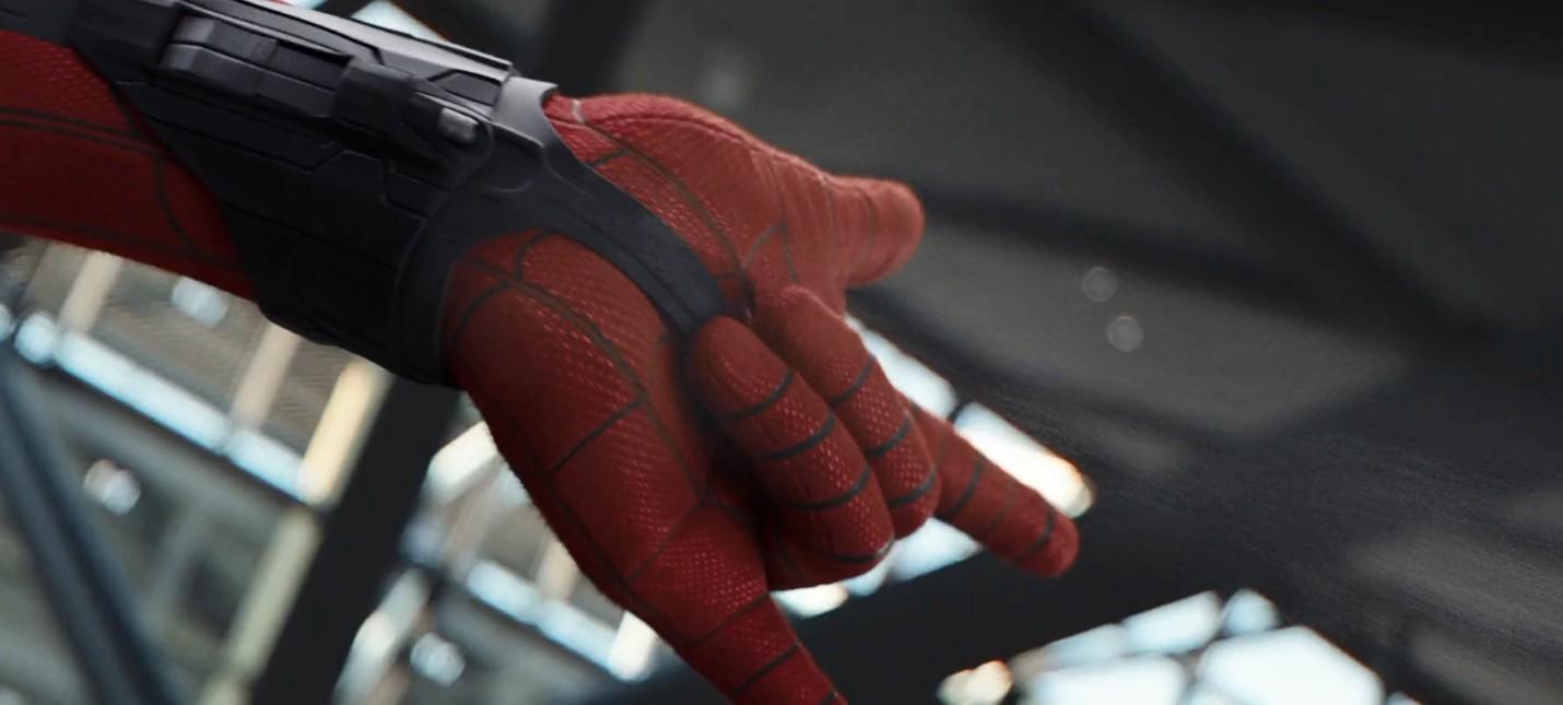"""Энтузиаст создал веб-шутеры Человека-паука, которые стреляют """"паутиной"""""""