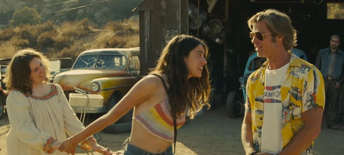 """Новый трейлер """"Однажды в Голливуде"""" Квентина Тарантино"""
