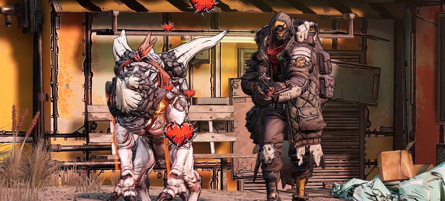 Первый патч Borderlands 3 будет включать оптимизацию и общие улучшения игры