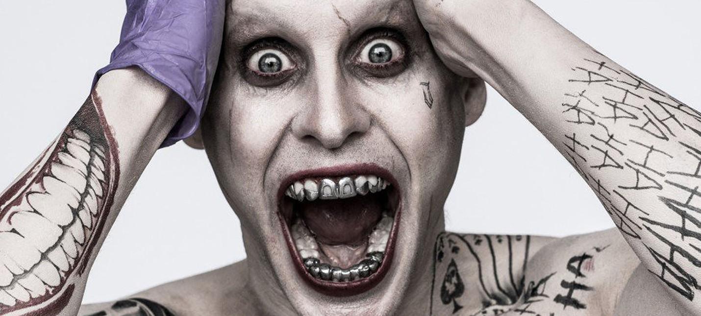 """СМИ: Джаред Лето был расстроен съемками сольника """"Джокер"""" с Фениксом"""