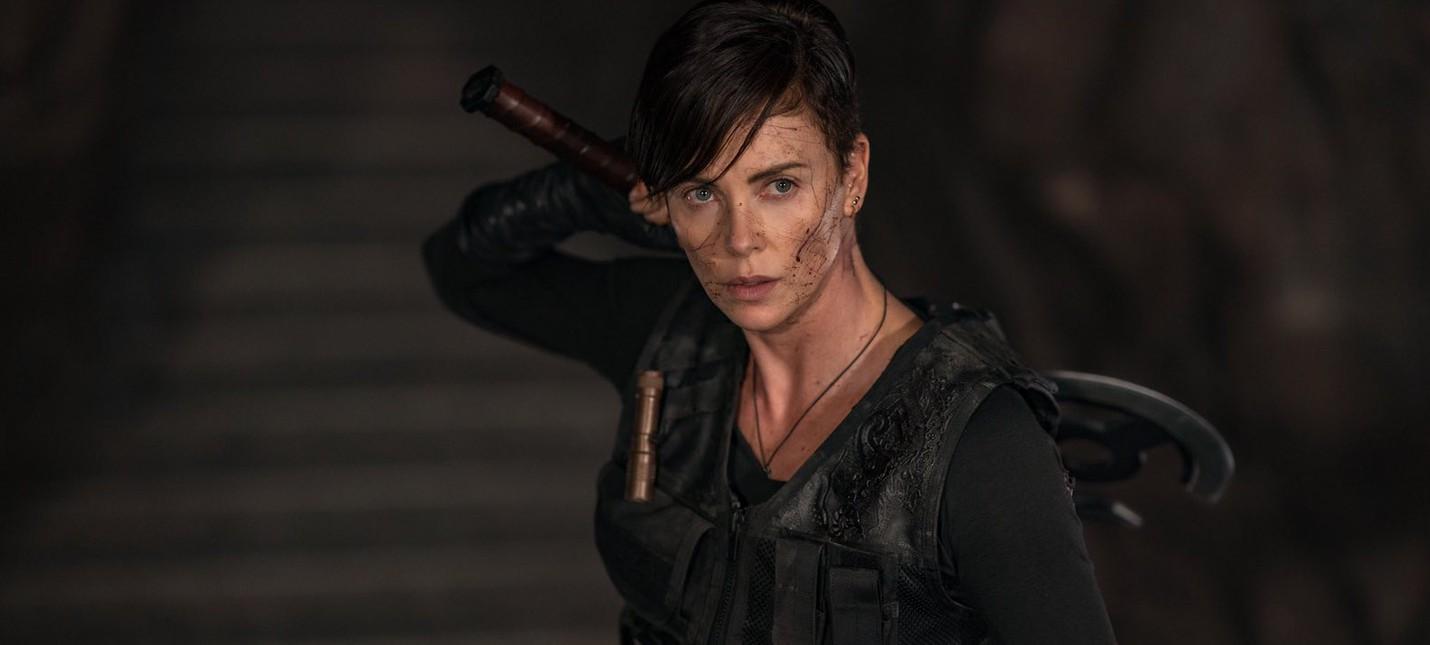 Боевик по методичке Рецензия на Бессмертную гвардию от Netflix