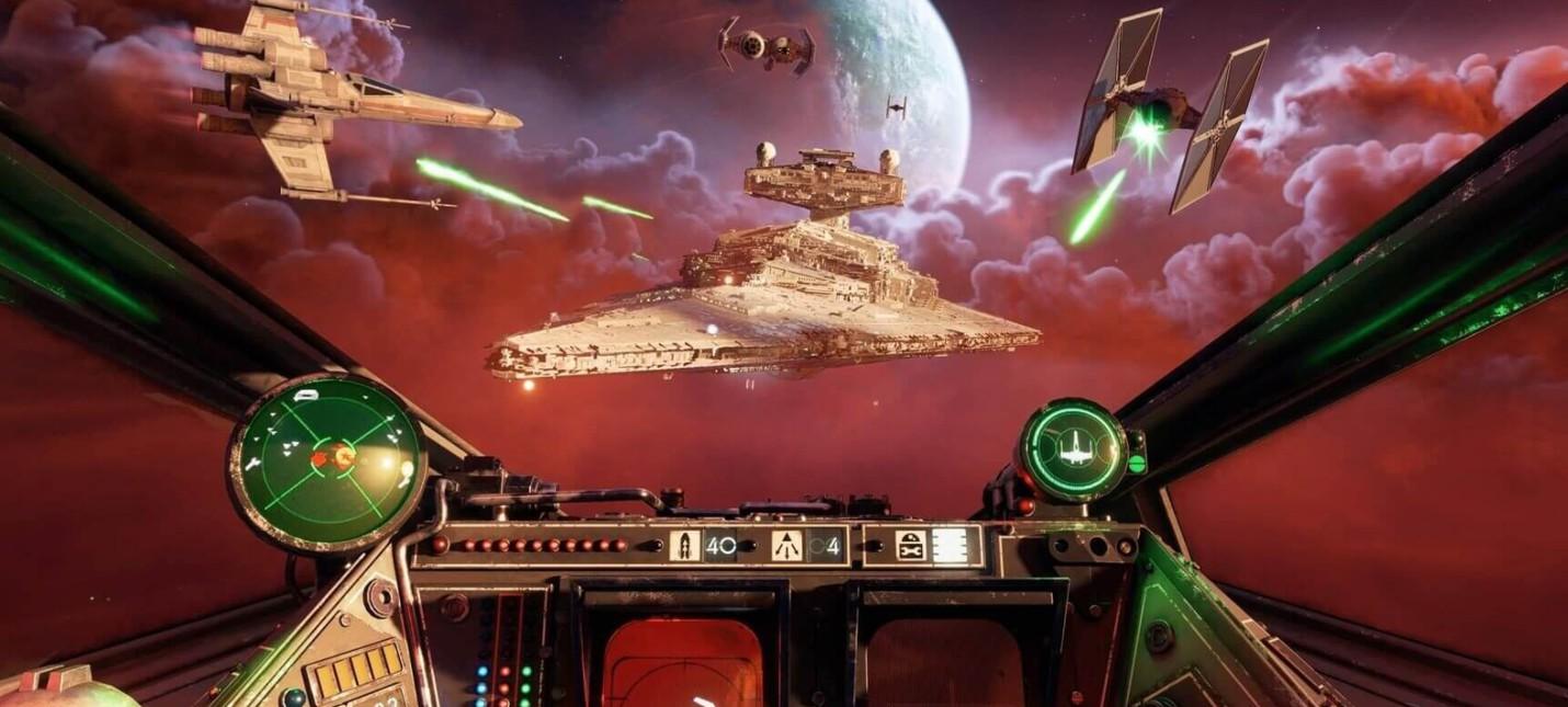 Подробности оружия, улучшений и кастомизации кораблей в Star Wars Squadrons