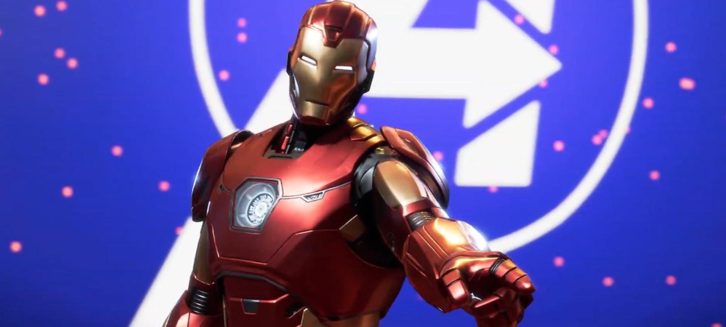Intel представила процессоры в стиле Marvel's Avengers