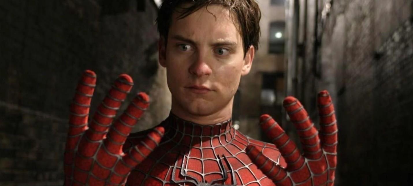 DeepFake  Тоби Магуайр, Кирстен Данст и Уиллем Дефо исполнили главные роли в Spider-Man на PS4