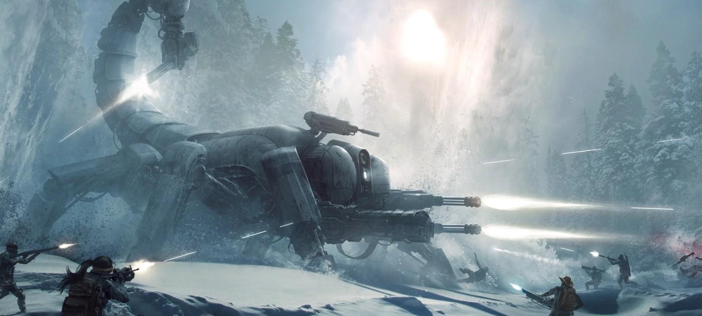 Перманентная смерть и мини-карта  разработчики Wasteland 3 поделились нововведениями