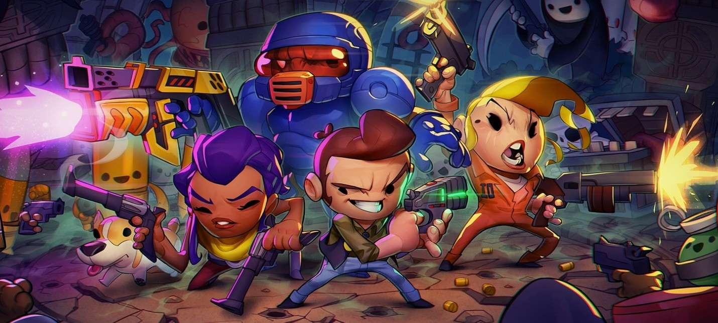 В EGS стартовала раздача Enter The Gungeon, на очереди Hitman и коллекция ShadowRun