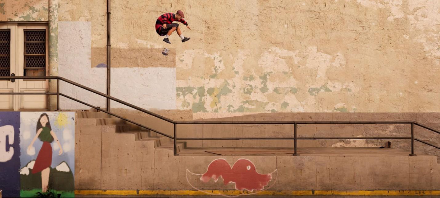 Релизный трейлер ремейка Tony Hawks Pro Skater 12, игра займёт около 60 ГБ
