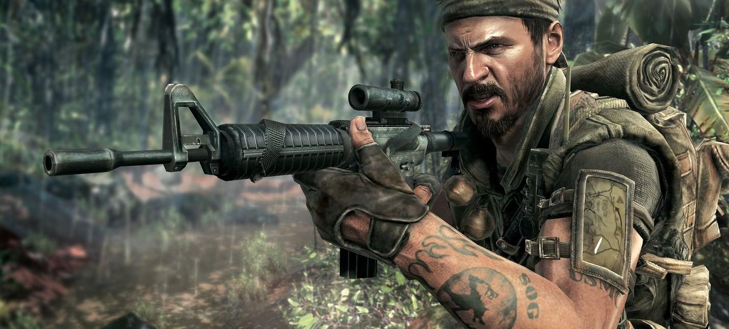 В Call of Duty: Warzone могут дать Вудса из Black Ops за предзаказ новой части в серии