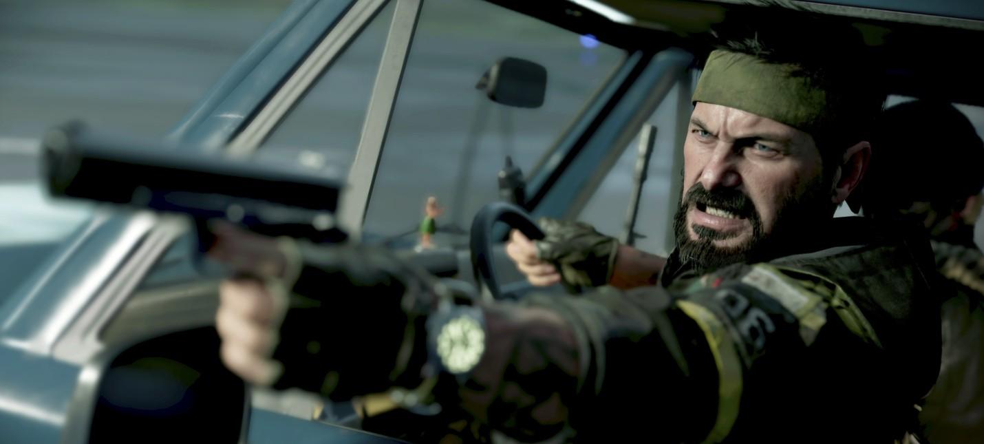 Открытая бета Call of Duty Black Ops Cold War может стартовать 8 октября на PS4