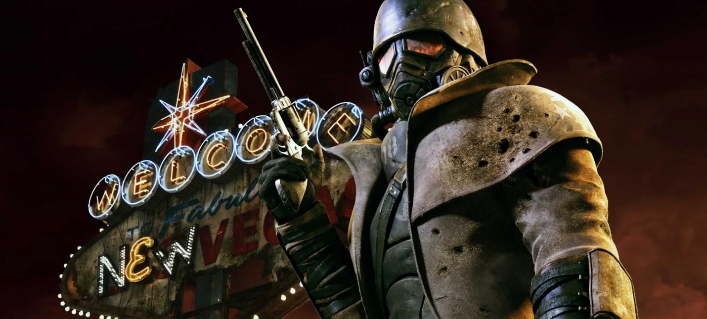 Для Fallout New Vegas выпустили модификацию с оригинальными текстурами высокого разрешения