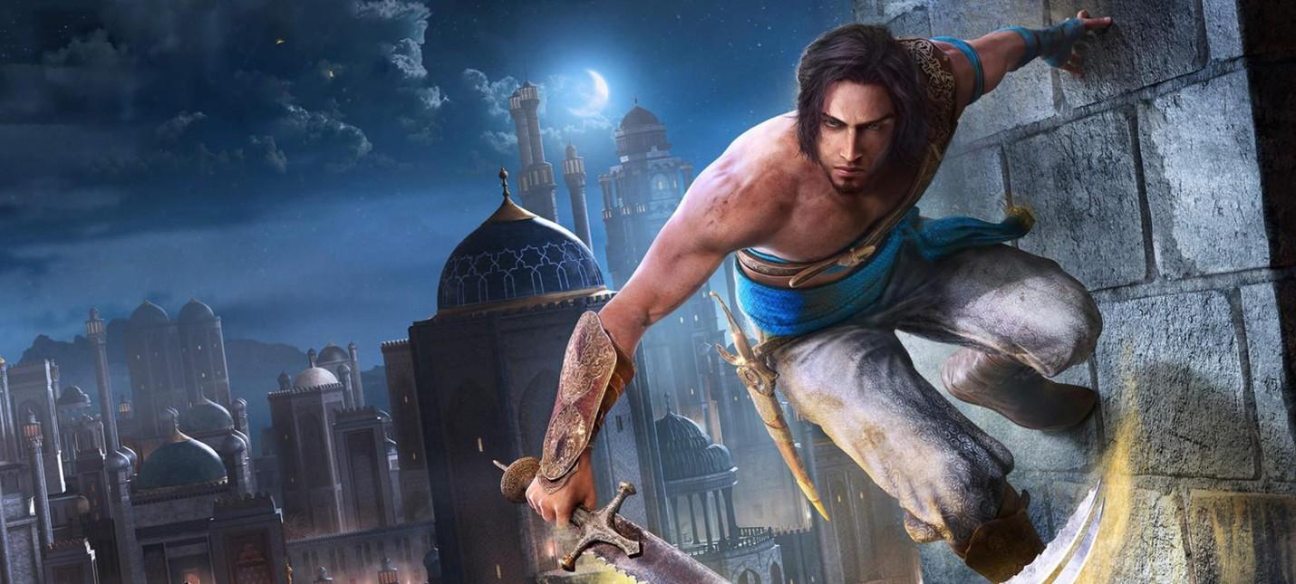 Графика ремейка Prince of Persia The Sands of Time будет улучшена  опубликован новый скриншот