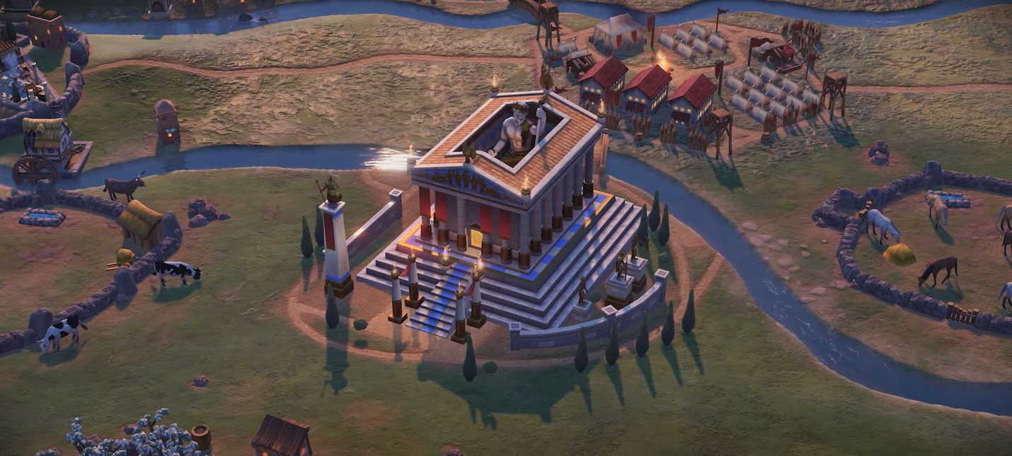 Византия и Галлы появятся в Civilization 6 в сентябре