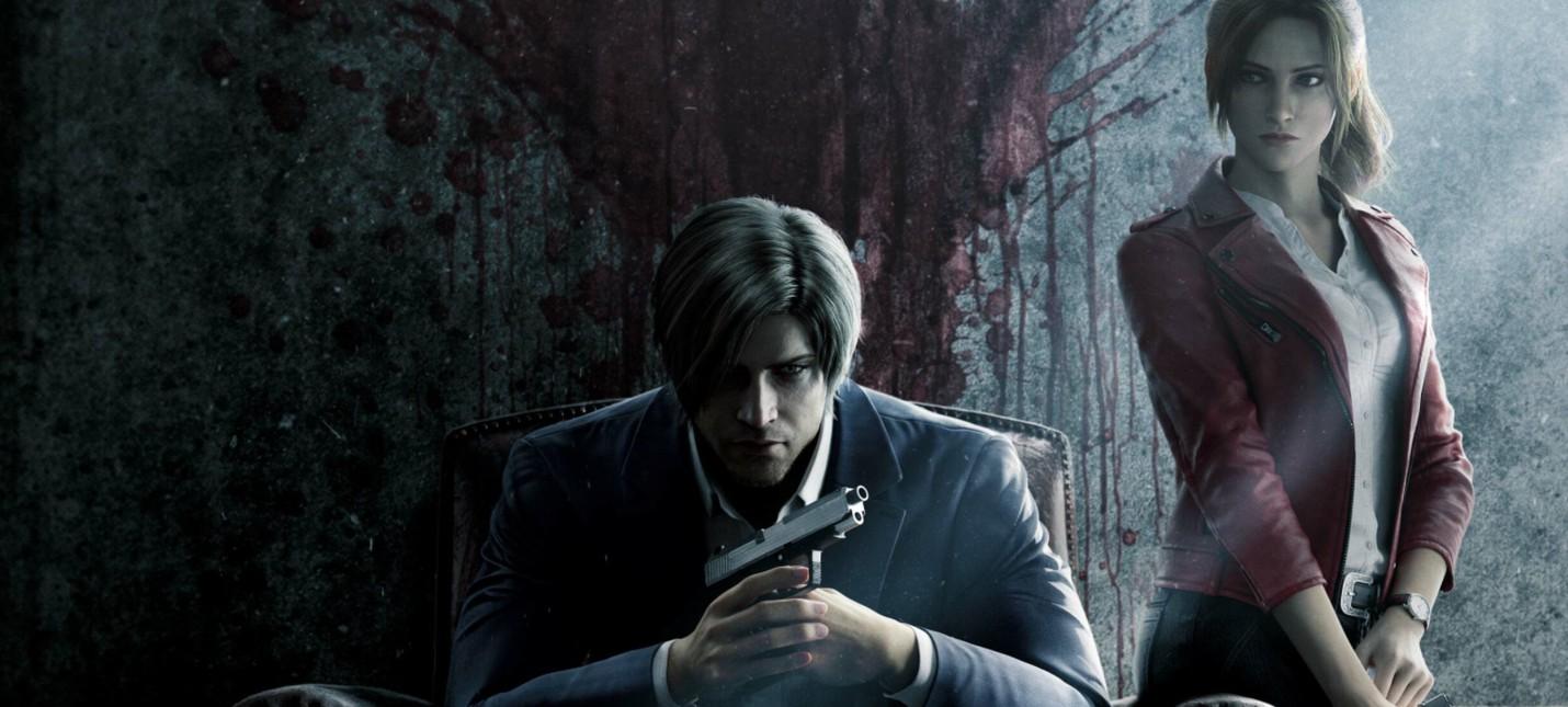 Capcom анонсировала анимационный сериал Resident Evil Infinite Darkness