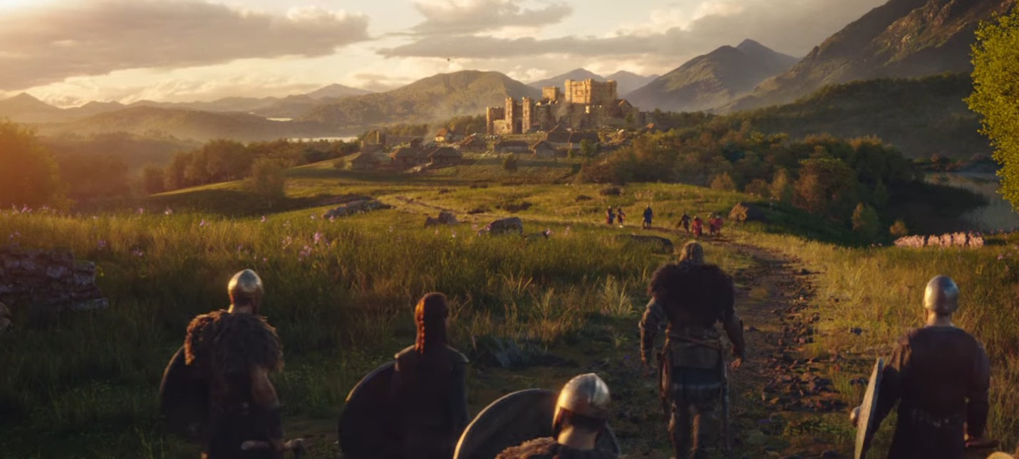 Новый кинематографический трейлер Assassins Creed Valhalla