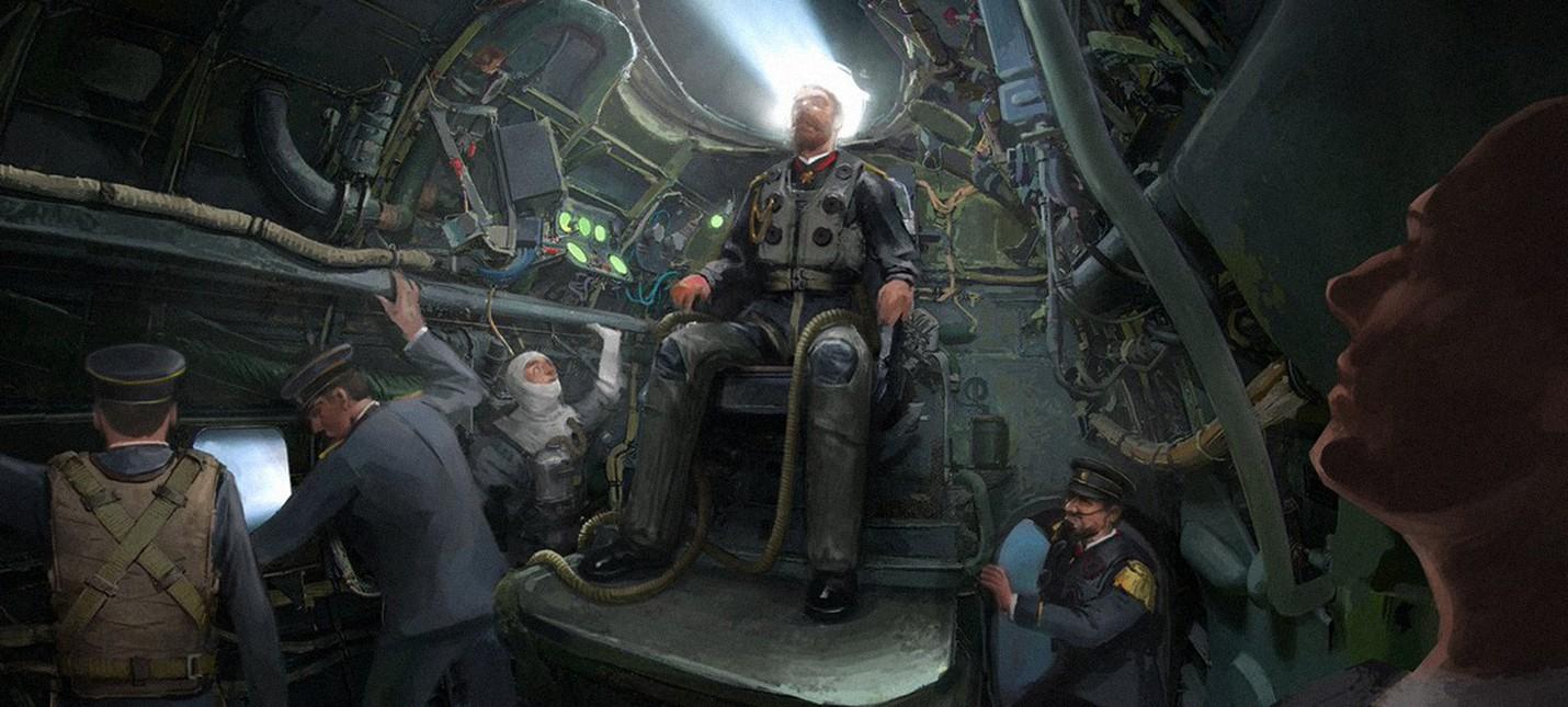 """Космический рогалик в стиле """"Дюны"""" — полчаса геймплея Highfleet"""