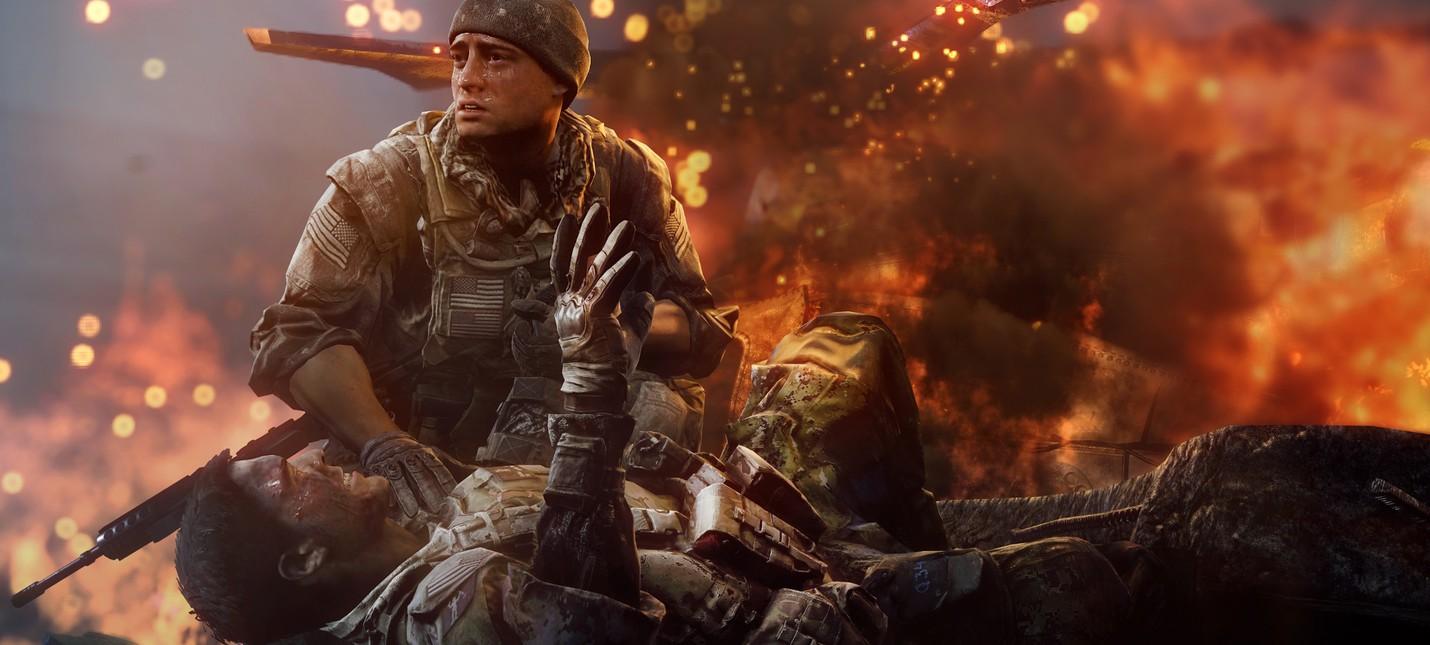 EA сообщила название трех DLC для BF4