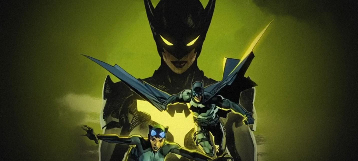 Охотница из комиксов про Бэтмена получила новый образ в стиле своих родителей