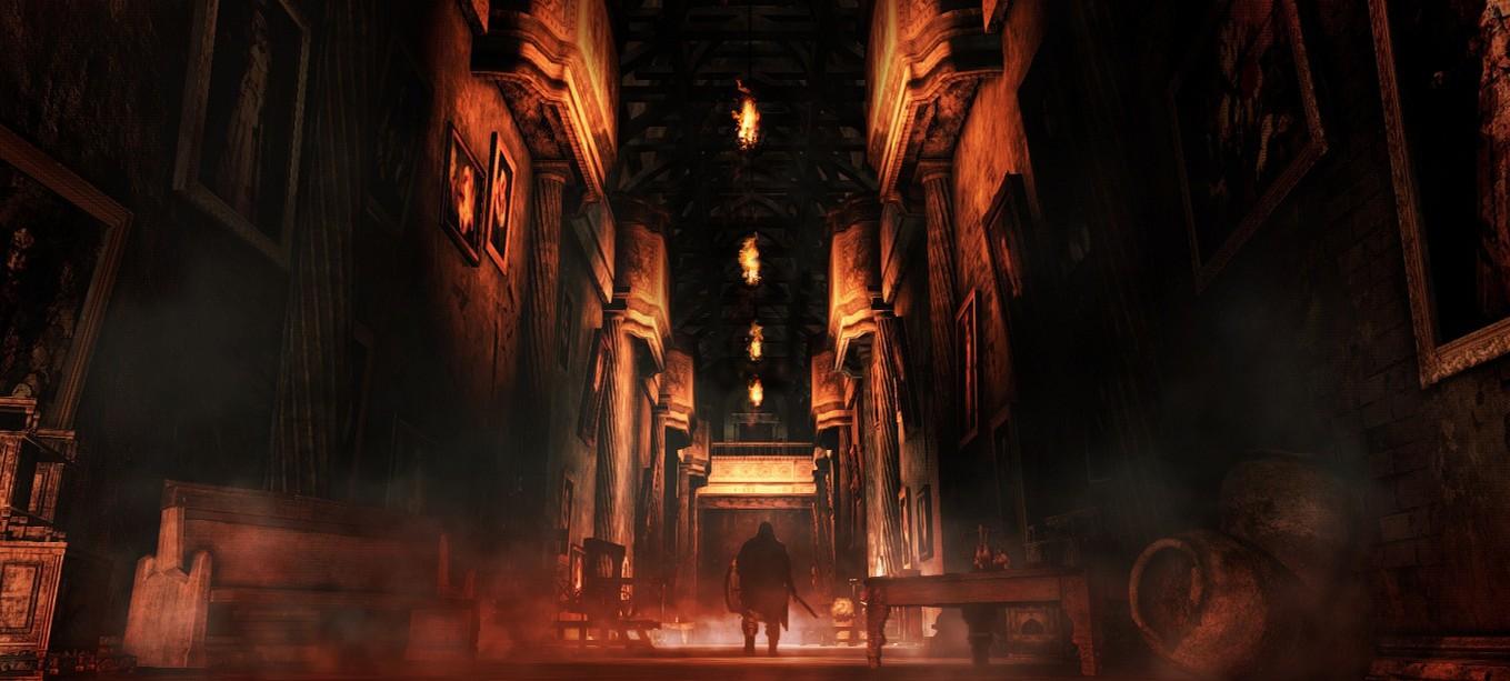 Dark Souls II: закрытая бета начнется 5-го октября
