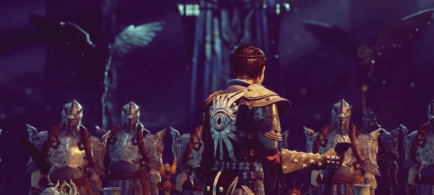 BioWare: Dragon Age Inquisition на PAX 2013
