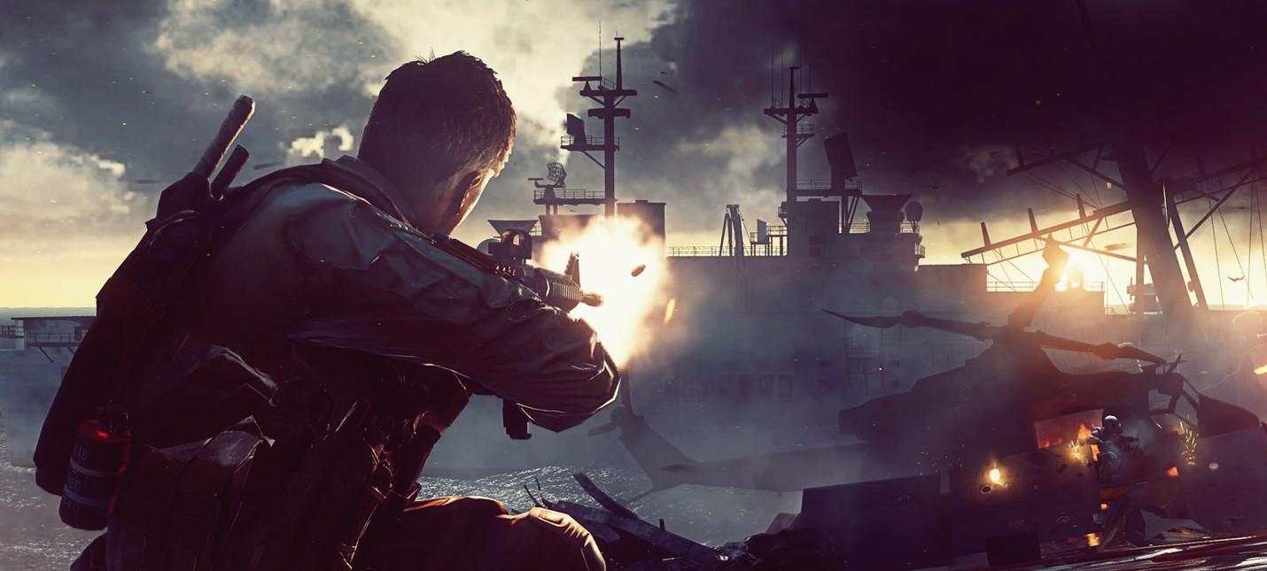 Battlefield 4: подробности с Gamescom