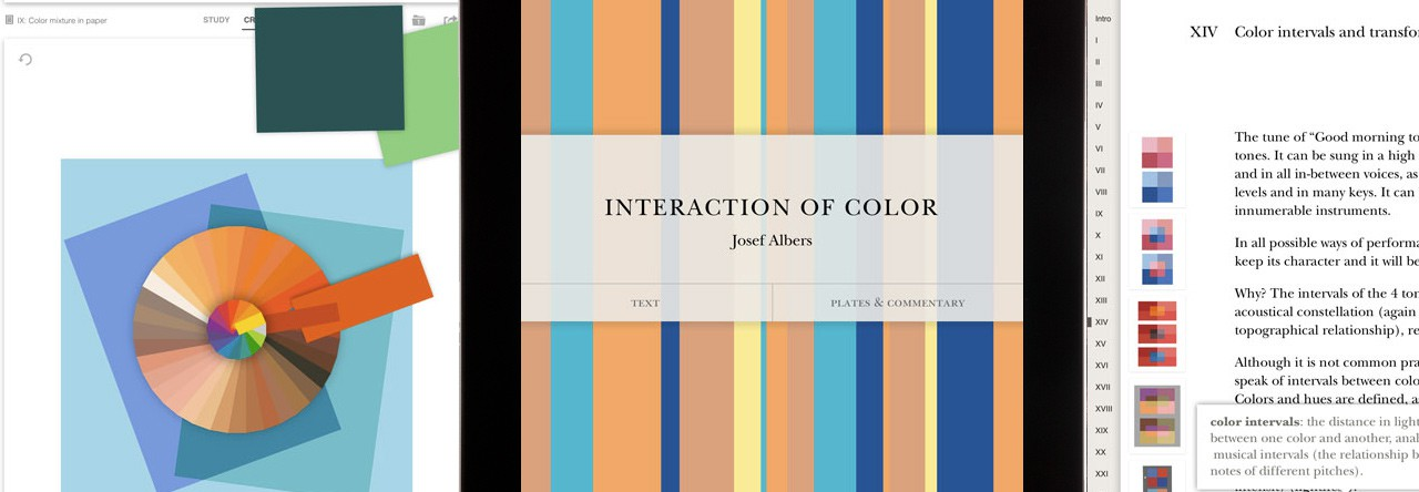 App of the Day: Interaction of Color