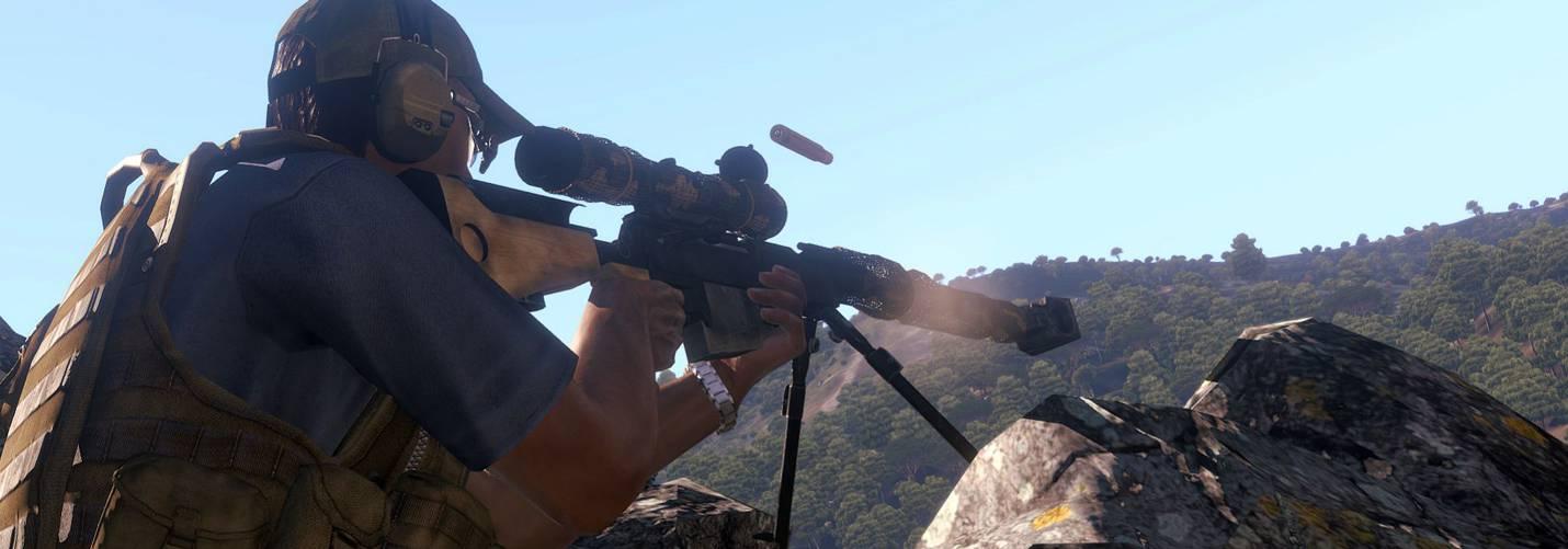Руководство по ArmA 3: Снайперы, противотанковое и противовоздушное оружие
