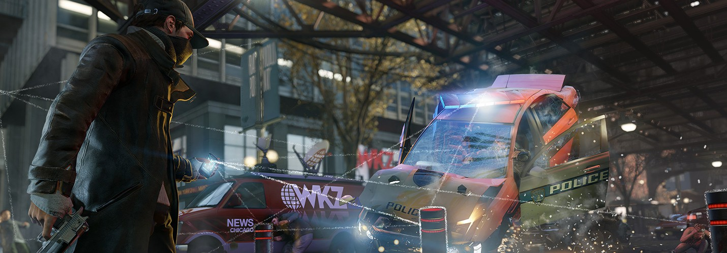 Первый DLC Watch Dogs выйдет в начале 2014-го