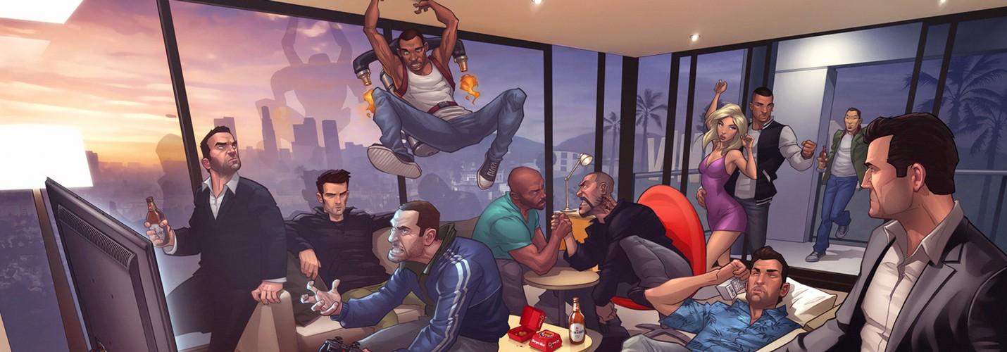 GTA Online: Набор в банду Shazoo