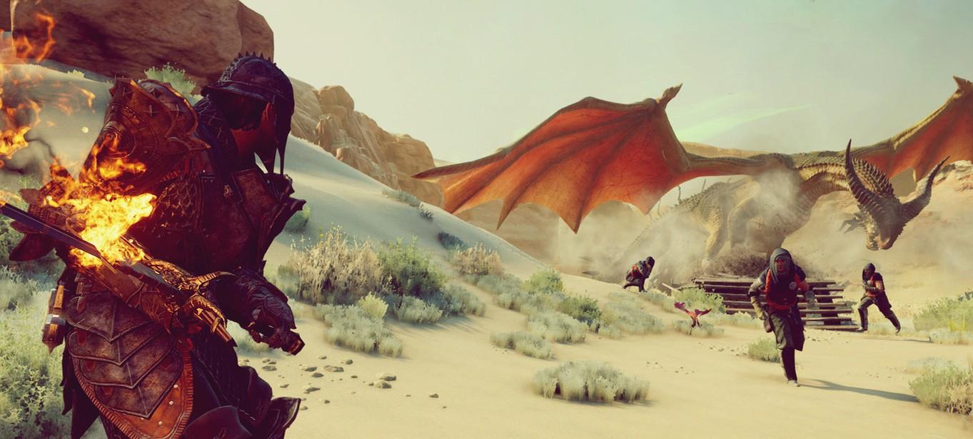 Dragon Age: Inquisition - агенты и замок инквизиции