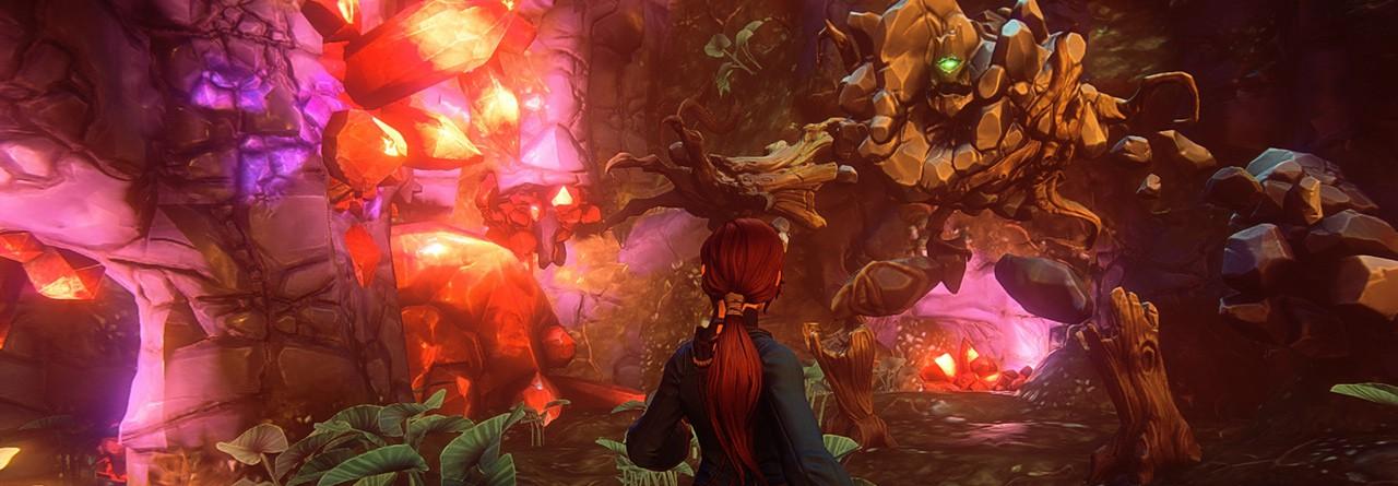 Геймплейные ролики EverQuest Next