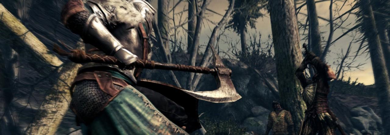 Запись на тестирование PS3 версии Dark Souls 2