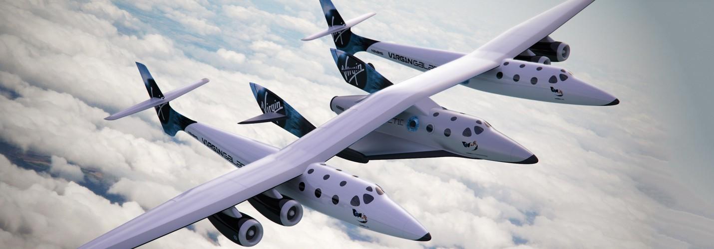 Random Science: новый успешный тест космического челнока Virgin Galactic
