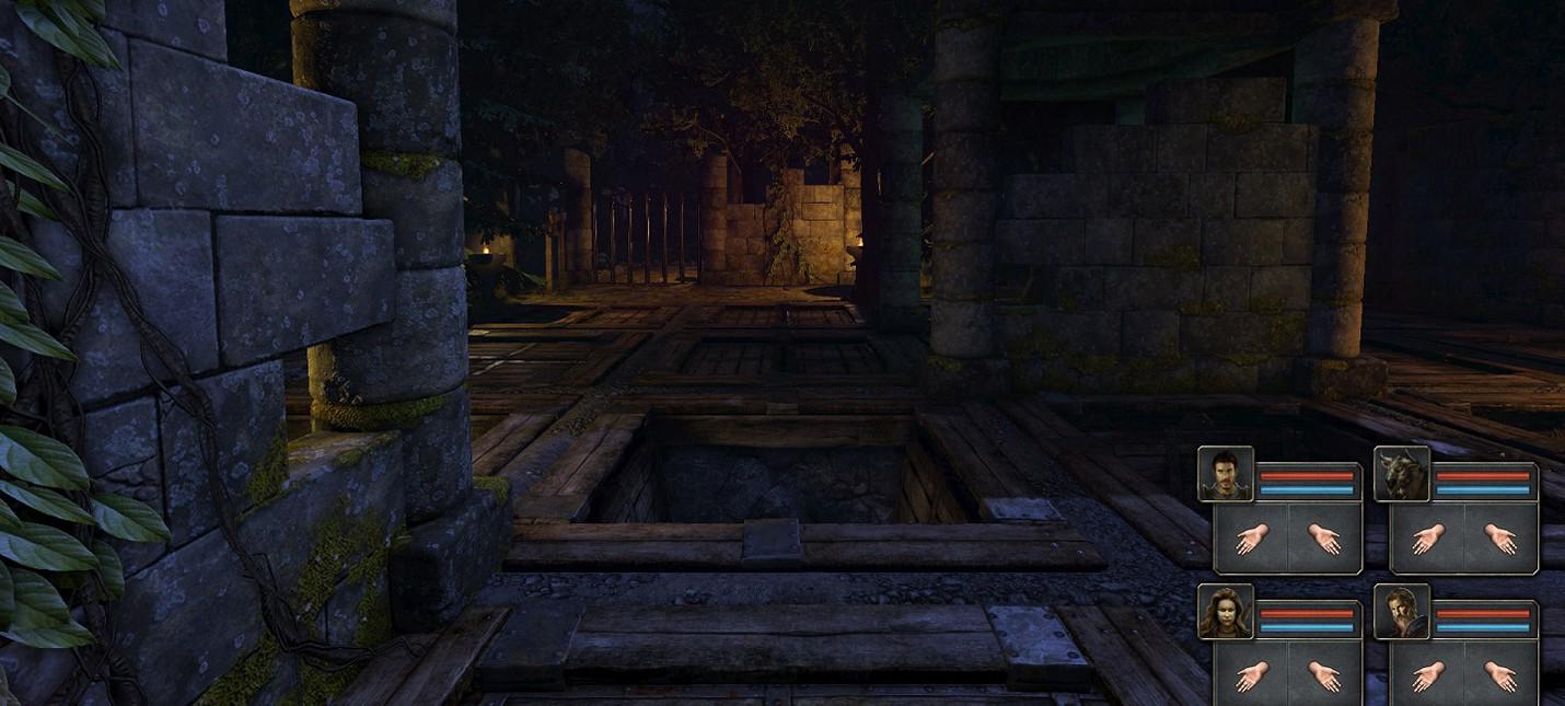 Legend of Grimrock 2: создание головоломок
